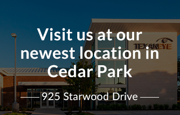 New Cedar Park Location